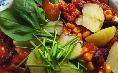 Savoury Potato Stew